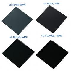 Kính lọc vuông Benro SD ND4/8/16/32/128/1000 (s) WMC 75mm