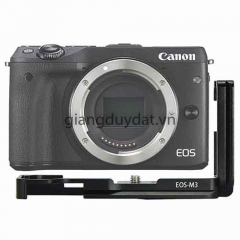 L-plate for Canon EOS M3
