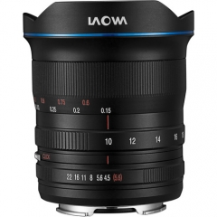 Laowa 10-18mm F4.5-5.6 FE C-Dreamer