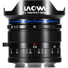Laowa 11mm f/4.5 FF RL