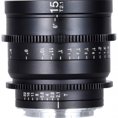 Laowa 15mm t/2.1 Zero-D Cine