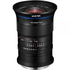 Laowa 17mm f/4 GFX Zero-D for FUJIFILM GFX