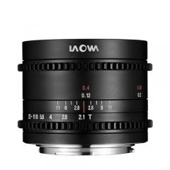 Laowa 7.5mm t/2.1 MFT Cine