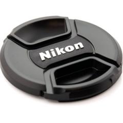 Lens Cap Nikon 46mm, 49mm, 52mm