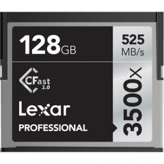 Lexar 128GB Professional 3500x CFast 2.0 (chính hãng)