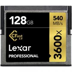 Lexar 128GB Professional 3600x CFast 2.0 (chính hãng)