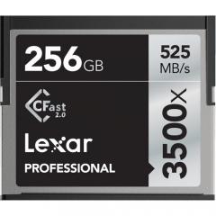 Lexar 256GB Professional 3500x CFast 2.0 (chính hãng)