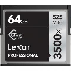 Lexar 64GB Professional 3500x CFast 2.0 (chính hãng)