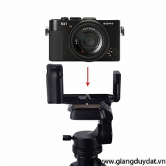 Lplate for Sony Rx1 Rx1r Rx1r II