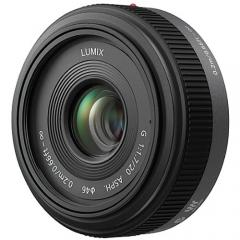 Lumix 20mm f/1.7 Aspheric G