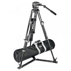 Manfrotto 501HDV + 525P kit (chính hãng)