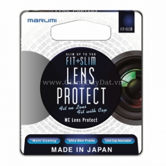 Marumi Fit & Slim Lens Protect - Chính Hãng