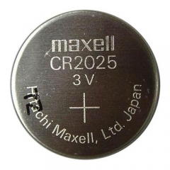 Maxell Lithium 3V Batteries Size CR2025