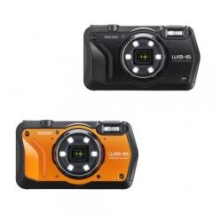 Máy ảnh chống nước Ricoh WG-6