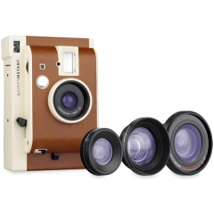 Máy ảnh Lomography Lomo Instant + 3 lens (Sanremo) (Chính hãng)