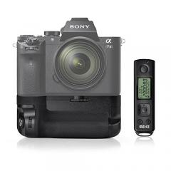Meike MK-A7II Battery Grip for Sony A7 II A7R II