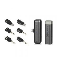 Mic thu âm không dây Boya BY-WM3U cho điện thoại Type-C