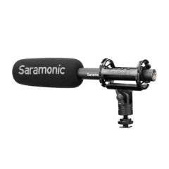 Mic thu âm Saramonic Sound Bird T3