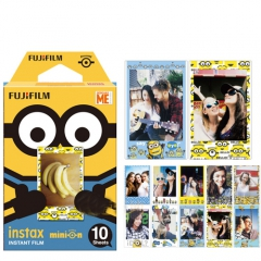 Minion instax mini Film