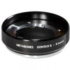 Metabones Contax G to X mount (Black)
