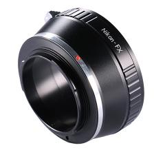 Mount Nikon F-FX