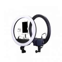 NANLite- Đèn Led nhiếp ảnh Halo14U LED Ring Light (Built-in battery) (FN841)