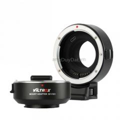 Ngàm Chuyển Auto Focus Viltrox EF-FX1 for Fujifilm