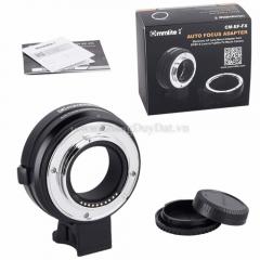 Ngàm chuyển Commlite CM-EF-FX AF Lens