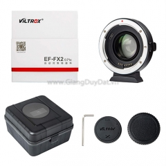 Ngàm Viltrox EF-FX2 Auto Focus Lens Adapter 0.71x for Canon EF To FUJIFILM