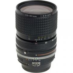 Nikkor 28-85mm f/3.5-4.5 AIS