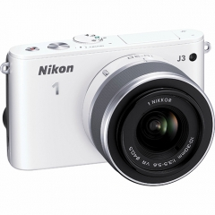 Nikon 1 J3 with 10-30mm