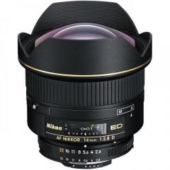Nikon AF 14mm f2.8D ED