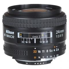 Nikon AF 24mm f2.8D