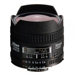 Nikon AF Fisheye 16mm f2.8D
