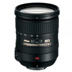 Nikon AF-S 18-200mm f/3.5-5.6G ED VR