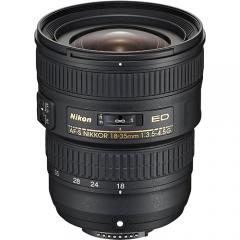 Nikon AF-S 18-35mm f3.5-4.5G ED