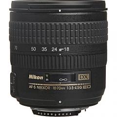 Nikon AF-S 18-70mm f/3.5-4.5G ED IF