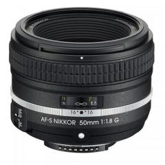 Nikon AF-S 50mm f1.8G Special Edition