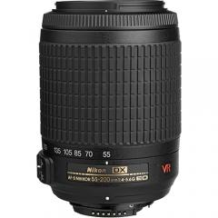 Nikon AF-S DX 55-200mm f4-5.6G VR