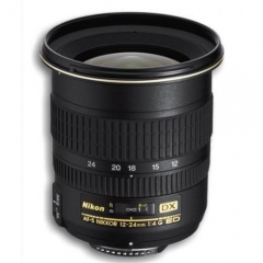 Nikon AF-S DX Zoom 12-24mm f4G IF-ED