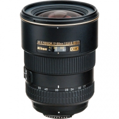 Nikon AF-S DX Zoom 17-55mm f/2.8G IF-ED
