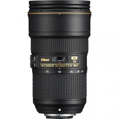 Nikon AF-S 24-70mm f/2.8E ED VR Nano