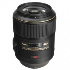 Nikon AF-S VR Micro 105mm f2.8G IF-ED