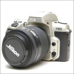 Nikon F60 (silver)