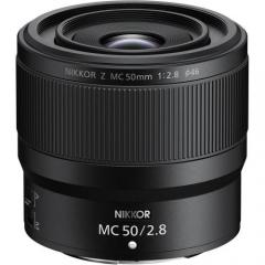 Nikon NIKKOR Z MC 50mm f/2.8 Macro