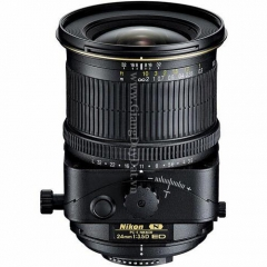 Nikon PC-E NIKKOR 24mm f/3.5D ED Tilt-Shift
