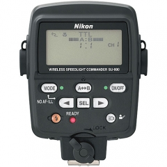 Nikon wireless speedlight SU800