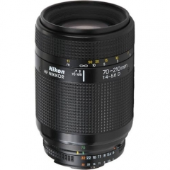 Nikon Zoom-Nikkor 70-210mm f/4.5~5.6