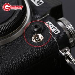 Nút Che Chân Điện Flash Máy Fujifilm X