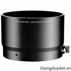 Olympus LH-61F Hood for M.ZUIKO DIGITAL ED 75mm F1.8 (Black)